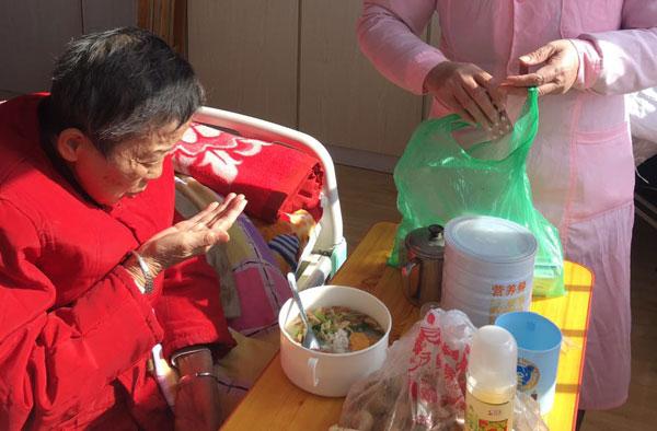 蔡甸好的养老院-日常生活